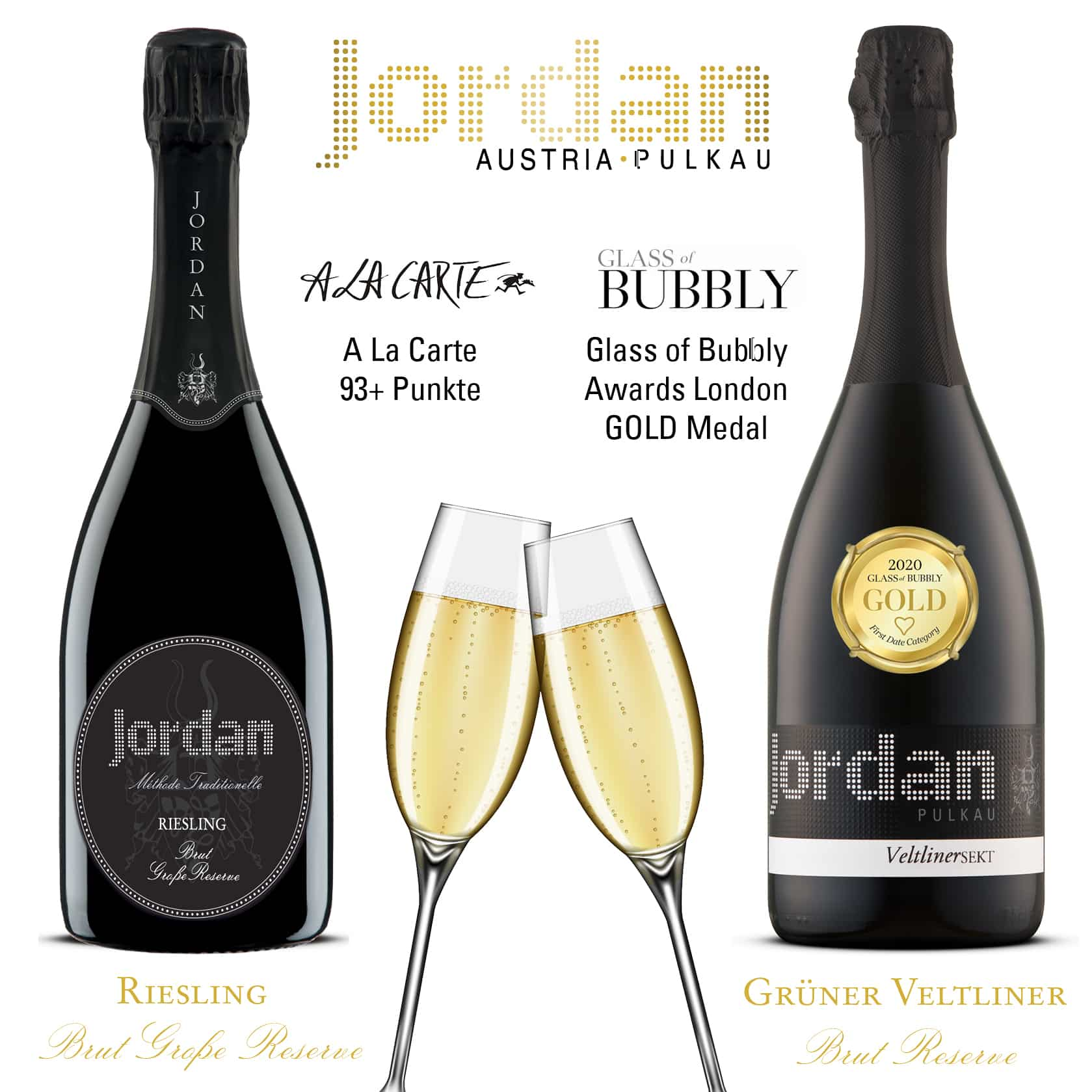 Jordan Sekte Auszeichnungen