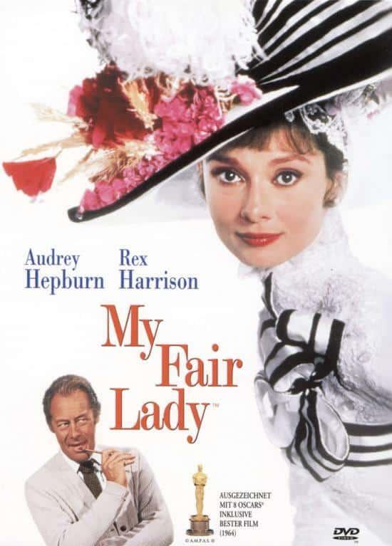 Filmplakt My Fair Lady