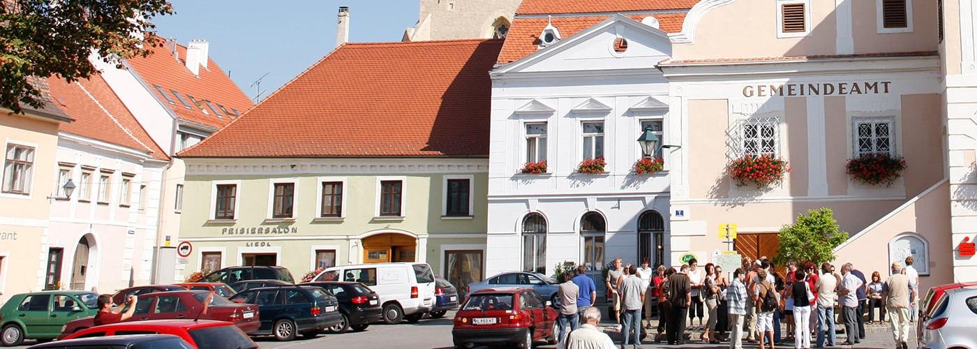 Hauptplatz Pulkau