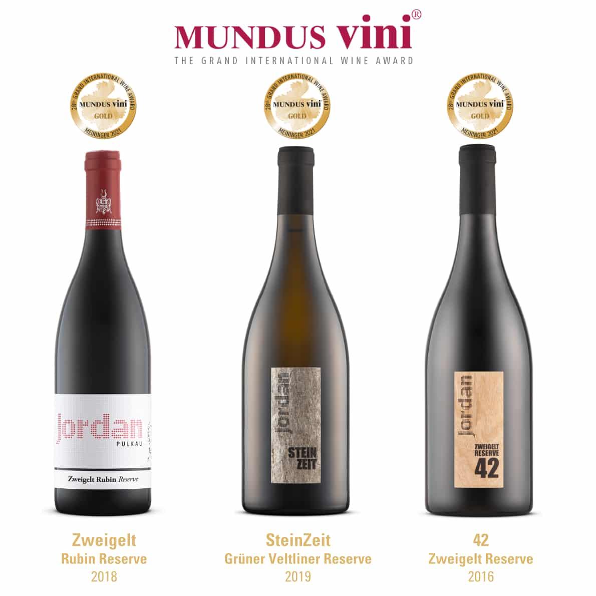 Mundus Vini奖